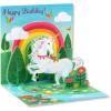 POPSHOTS STUDIOS LTD. Popshots képeslap  mini  unicornis