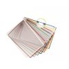 TARIFOLD Bemutatótábla, A4, műanyag, TARIFOLD, vegyes (10