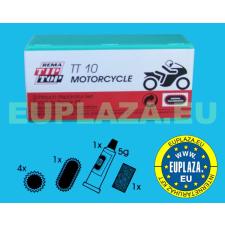 Gumijavító készlet, TT-10, motorkerékpárhoz, Tip-top barkácsolás, csiszolás, rögzítés