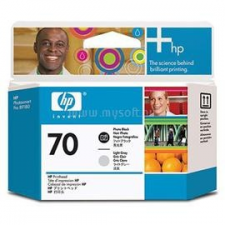 HP 70 Photo Black and Light Grey Printhead (C9407A) nyomtatópatron & toner