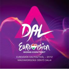 A dal - eurovíziós dalfesztivál 2012 - cd - ajándékkönyv