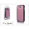 Pierre Cardin Samsung i9500 Galaxy S4 alumínium hátlap - pink