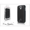 Pierre Cardin Samsung i9500 Galaxy S4 alumínium hátlap - black