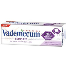 Vademecum Pro Vitamin Complete Fogkrém 75 ml fogkrém