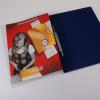 Biurfol gyorsfűző PVC panorámás A/4