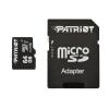 Patriot micro SDXC LX series UHS-I  64GB  Class 10  memóriakártya
