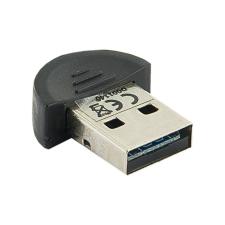 4world Bluetooth MICRO adapter USB 2.0  Class 2  version 2.0 Vista kábel és adapter