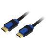 LogiLink HDMI 1.4 High Speed Ethernet kábel  3m