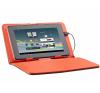 TRACER tablet tok  9.7\'\' Street narancssárga tablet tok