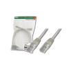 Digitus Premium CAT 6 UTP patch kábel  hossza: 10m  szürke