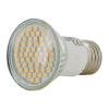 Whitenergy | E27 | 60 SMD 3528 | 3W | 230V | meleg fehér | reflektor LED izzó