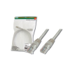 Digitus Premium CAT 5e UTP patch kábel  hossza: 10m  szürke