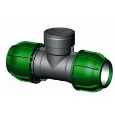 IRRITEC KPE T idom belső menettel 25x3/4x25 öntözéstechnikai alkatrész