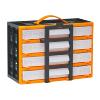 Handy 10959 - Hordozható kelléktároló szekrény