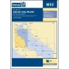 M33 Adriatic Italy North Chart - Imray