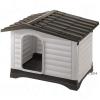 Ferplast Dogvilla műanyag kutyaház - Dogvilla 90: H 88 x Mé 72 x Ma 65 cm