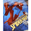 Spider-Man/Pókember plüss pléd, 120x150 cm