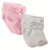 GÖTZ fehér és rózsaszín babazoknik (30-46 cm-es babára)