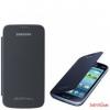 Samsung Galaxy Core Plus flip cover tok,Fekete