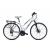 Carratt 44-es, 24 sebességes Carratt Rumbler kerékpár 28″, fehér/zöld