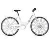 Carratt 26″-os holland kerékpár Carratt Sicily fehér