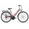 Carratt 44-es, 21 sebességes, 28″-os kerékpár Carratt Rigel, kék/fehér