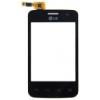 LG E435 Optimus L3 2 Dual érintőplexi fekete*
