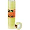 Átlátszó ragasztószalag, Scotch® 508 (H x Sz) 10 m x 15 mm Átlátszó FT-5100-9661-1 3M Tartalom: 10 tekercs