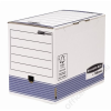 FELLOWES Archiváló doboz, 200 mm, BANKERS BOX® SYSTEM by FELLOWES®, kék (IFW00285)