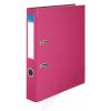 VICTORIA Iratrendező, 50 mm, A4, PP/karton, VICTORIA, Basic, rózsaszín (IDI50RN)