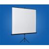 VICTORIA Vetítővászon, hordozható, 11, 160x160 cm, VICTORIA (VVUH160)