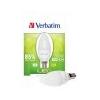 Verbatim LED izzó, Classic B - gyertya, E14-es foglalat, 350lm, 4,5W, 2700K, meleg fény, bliszterben, VERBATIM