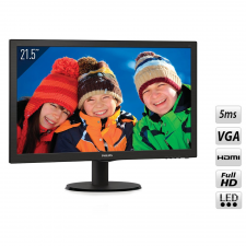 Philips 223V5LHSB monitor