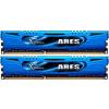 G.Skill F3-1600C9D-8GAB Ares AB DDR3 RAM 8GB (2x4GB) Dual 1600Mhz CL9