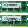 G.Skill FA-8500CL7D-8GBSQ For Apple Series SO-DIMM DDR3 RAM G.Skill 8GB (2x4GB) Dual 1066Mhz CL7 1.5V