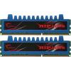 G.Skill F3-16000CL9D-4GBRM Ripjaws RM DDR3 RAM 4GB (2x2GB) Dual 2000Mhz CL9