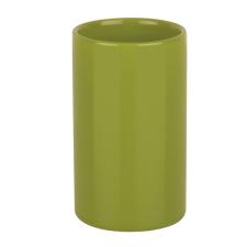 Spirella 10.16076 Tube pohár, lime üdítős pohár