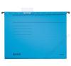 Leitz Függőmappa, karton, A4, LEITZ, Alpha Standard, kék (E19850035) mappa