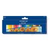 STAEDTLER Olajpasztell kréta készlet, STAEDTLER Noris Club, 25 különböző szín (TS241NC25)