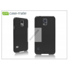 CASE-MATE Samsung SM-G900 Galaxy S5 hátlap - Case-Mate Barely There - black