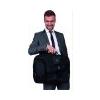 Pulse Notebook táska, 33x44x14 cm, PULSE, fekete