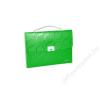 PANTA PLAST Harmonika táska, A4, 7 rekeszes, PP, PANTA PLAST Omega, zöld (INP4104904)