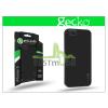 Gecko Apple iPhone 5/5S hátlap képernyővédő fóliával - Gecko Profile - gloss black