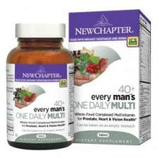 New Chapter Every Man's One Daily 40+ multivitamin - 72 db tabletta vitamin