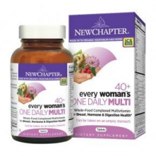 New Chapter Every Woman's One Daily 40+ multivitamin - 72 db tabletta vitamin