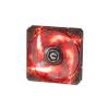 Bitfenix COOLER BITFENIX Spectre PRO LED Red 120mm (fekete)