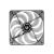 Bitfenix COOLER BITFENIX Spectre LED Orange 120mm (fekete)