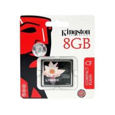 Kingston Card CF Kingston 8GB memóriakártya