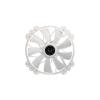 Bitfenix COOLER BITFENIX Spectre PRO LED Red 200mm (fehér)
