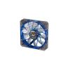 Bitfenix COOLER BITFENIX Spectre PRO LED Blue 140mm (fekete)